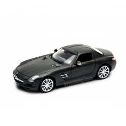 Mercedes-Benz SLS AMG matt black 1:24 Welly
