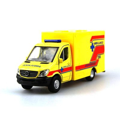 Mercedes-Benz Sprinter Ambulance Welly 1:(34-39)