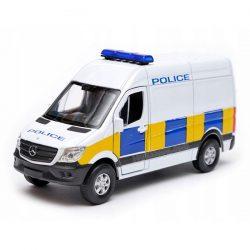 Mercedes Sprinter POLICE Welly 1:(34-39)