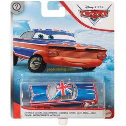 Metallic Union Jack Ramone - Disney / Pixar Cars