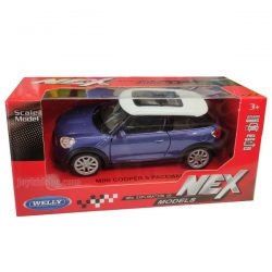 Mini Cooper S Paceman Welly 1:(34-39)