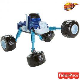 Monster Morpher Crusher Blaze and the Monster Machines Fisher-Price DGK61 Asst DGK59