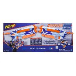 NERF Комплект 2 бластера N-STRIKE ELITE SPLITSTRIKE C3135