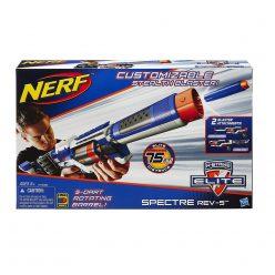 NERF Бластер N-STRIKE ELITE SPECTRE REV-5 A4636