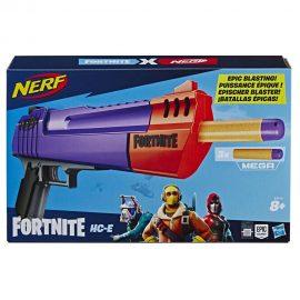 Nerf Fortnite HC-E MEGA Бластер E7515