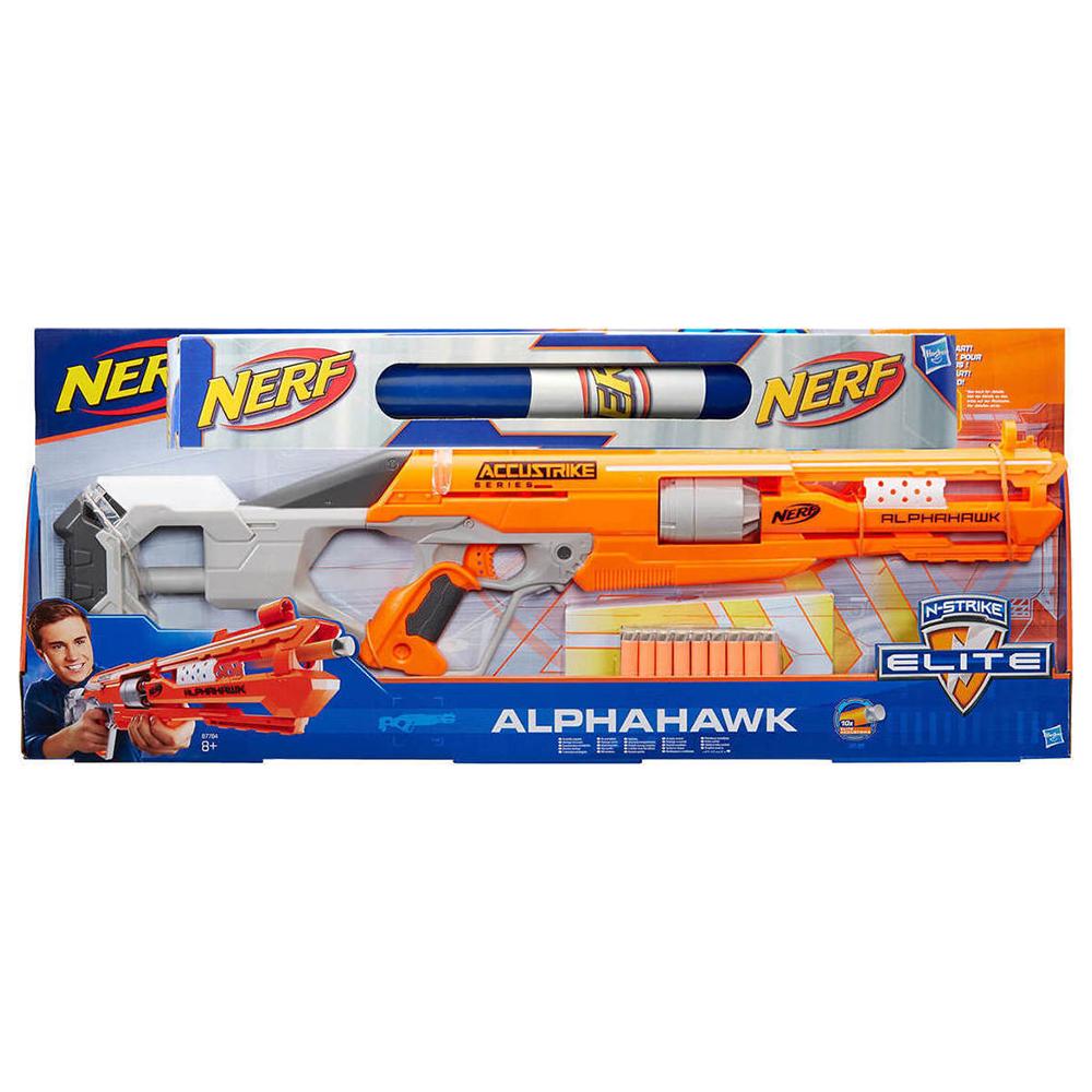 Nerf N-Strike Elite AccuStrike AlphaHawk B7784