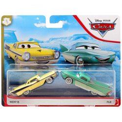 Nicky B. & FloDisney / Pixar Cars