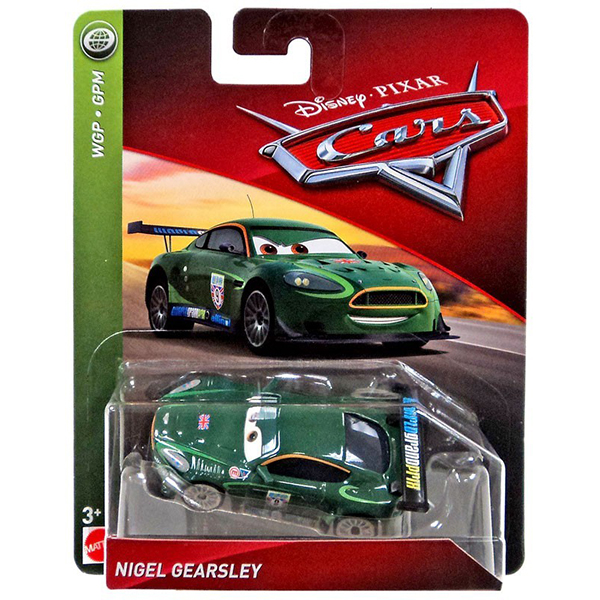 Nigel Gearsley Cars WGP GPM