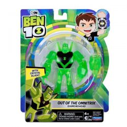 Диамантена Глава (Ben 10) Out of the Omnitrix Diamondhead