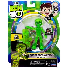 (Ben 10) Out of the Omnitrix Glitch Ben