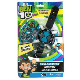 (Ben10) Изстрелвачка на дискове Omni-Enhanced Omnitrix Disc Shooter 76922