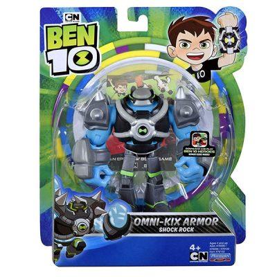 (Ben 10) Omni-KIX armor Shock Rock 76150
