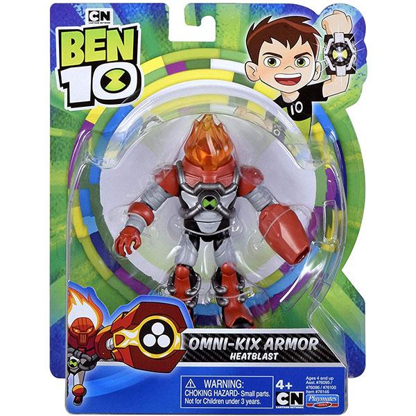 (Ben 10) Огнения подобрена броня Omni-KIX armor Heatblast76146