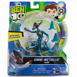(Ben 10) Omni-Metallic XLR8 (Бързака) 76178