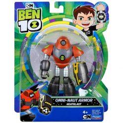 (Ben 10) Omni-Naut Armor Heatblast