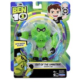 (Ben 10) Out of the Omnitrix Overflow 76156