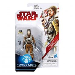 Paige Resistance Gunner Star Wars Force Link
