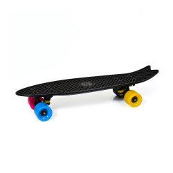 "Скейтборд Pastel 23"" черен"