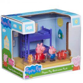 Спалня на Пепа Peppa Pig Bedroom Pack