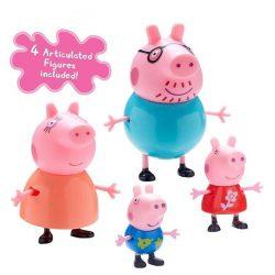 Семейството на Пепа Peppa PigFamily Pack 06760