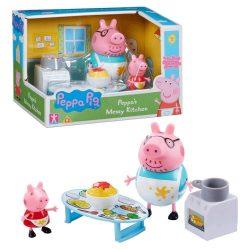 Peppa Pig Messy Kitchen 06923