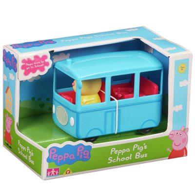 Peppa Pig училищен автобус Peppa Pig School Bus