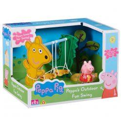Peppa Pig с люлка Peppa's Outdoor Fun Swing 06149