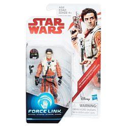 Poe Dameron (Resistance Pilot) Star Wars Force Link C1507/C1503