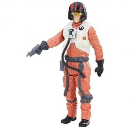 Poe Dameron (Resistance Pilot) Star Wars Force Link C1507/C1503