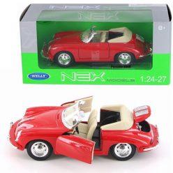 Porsche 365B 1:24 Welly