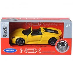 Porsche 918 Spyder 1:34÷1:39 Welly