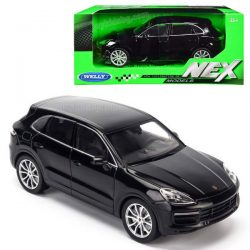 Porsche Cayenne Turbo 1:24 Welly