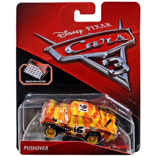 Pushover Cars 3