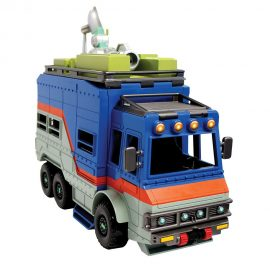 Каравана - извънземна база Ben 10 Rustbucket Deluxe Vehicle Transforming Playset7767E