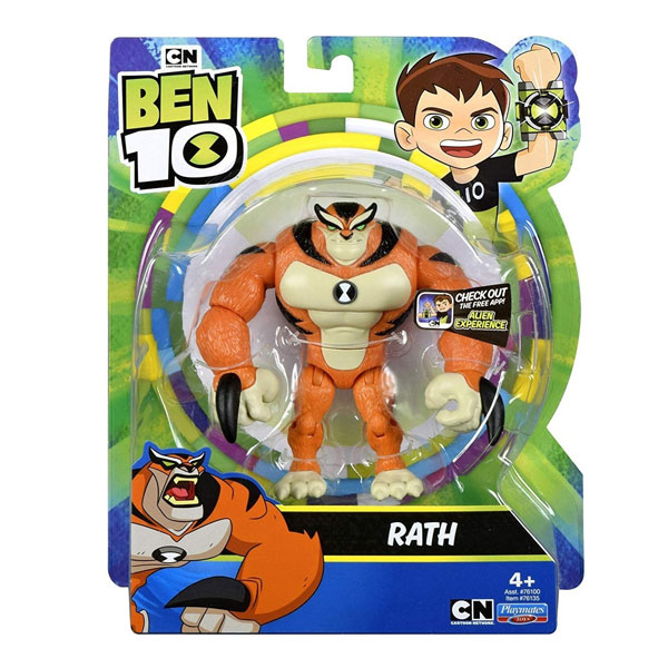 (Ben 10) Rath - Бяс