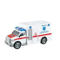 Линейка със звук 18см Builder City Service 1:20 1810A338