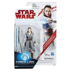 Rey (Jedi Training) Star Wars Force Link C1504/C1503