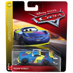 "Richie Gunzit - Disney / Pixar Cars ""NEXT-GEN"" PISTON CUP RACERS"