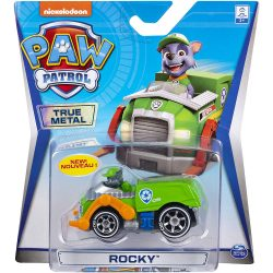 Роки с метална кола Paw Patrol Rocky True Metal 6053257