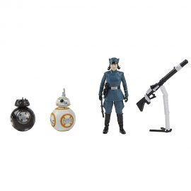 Rose (First OrderDisguise) +BB-8 + BB-9E Star Wars Force Link 2.0 C3530/C1242
