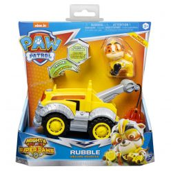 Paw Patrol Rubble Deluxe Vehicle 6053026