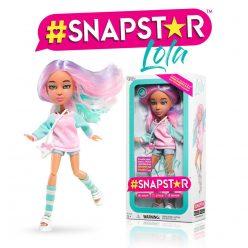 SNAPSTAR Кукла LOLA YL30003