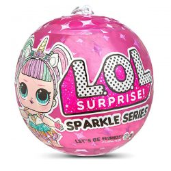 Кукла в сфера 7 изненади серия брокат MGA LOL Surprise Doll SPARKLE Series