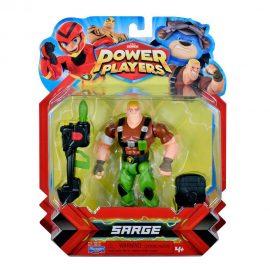 Сержант Щурм Power Players Sarge 38102