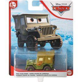 Серж Racing Team Sarge Disney / Pixar Cars