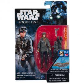 Sergant Jyn Erso (EADU) фигура Star Wars Rogue One B7275/B7072