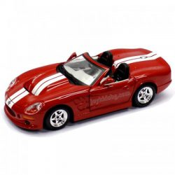 Shelby Series One 1999 red Maisto 1:24