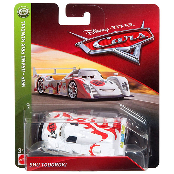 Shu Todoroki Cars WGP GPM