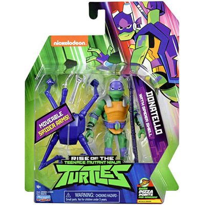 Donatello with spider shell 80800/80816
