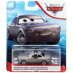 Sterling with headset - Disney / Pixar Cars